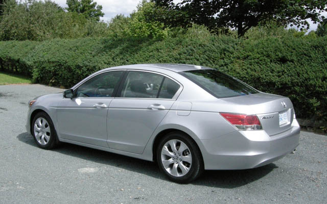 Honda 3000i. New Honda Accord 2011 Model