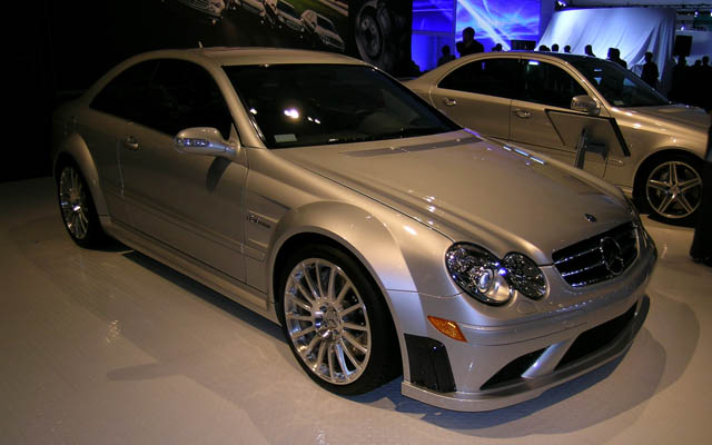 New Mercedes Clk 2011. Mercedes CLK AMG Black Series