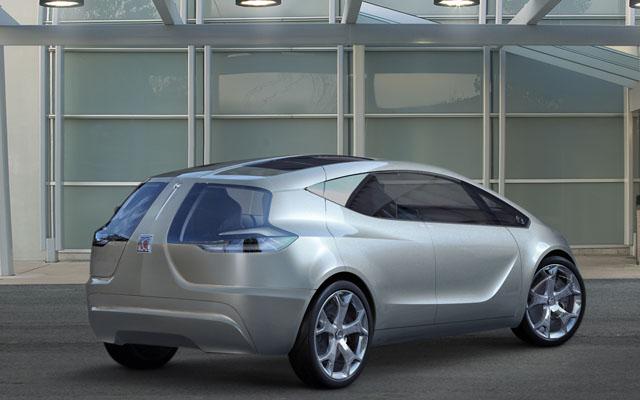 2008 Saturn Flextreme Concept. Saturn Flextreme Plug-in