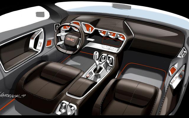 GMC Denali XT concept 2008