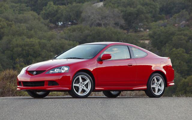 Acura RSX, doigts de fée - Guide de l'Auto 2006 - Acura RSX 2006 - Le ...
