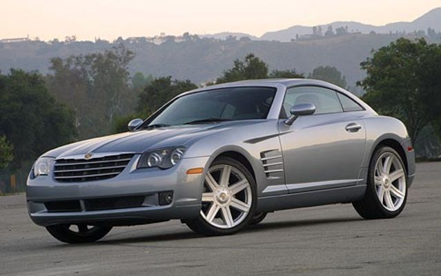 2007 chrysler crossfire in va autos post chrysler crossfire 20052009 ...