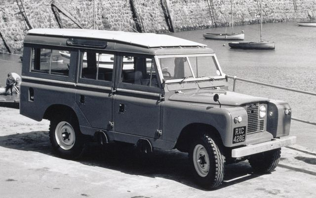 Land Rover Series ll 1958