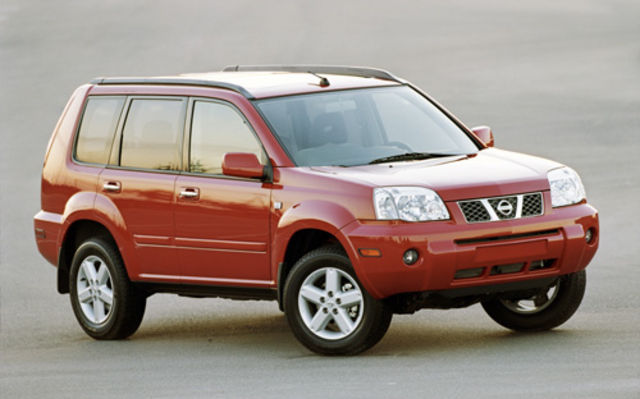 nissan x trail la perle rare d 39 europe nissan x trail 2005 guide auto. Black Bedroom Furniture Sets. Home Design Ideas