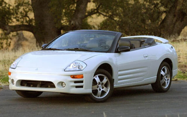 mitsubishi eclipse cabrio 2005 photo gallery cycle canada. Black Bedroom Furniture Sets. Home Design Ideas