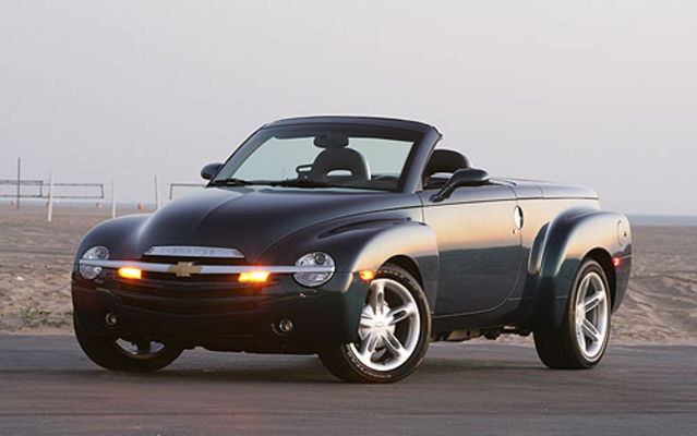 Chevrolet SSR 2005. Chevrolet SSR 2005. Photo Galleries