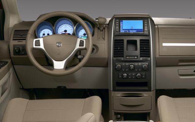 Dodge Grand Caravan 2007. Dodge Grand Caravan.