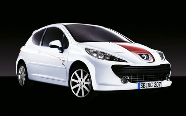 2008 Peugeot Rc Concept. Peugeot ``RC`` Concept