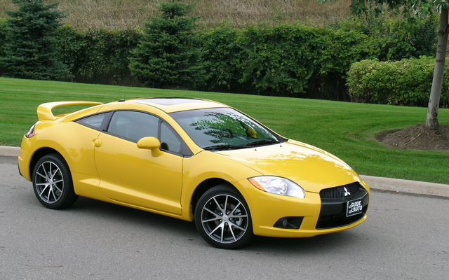 Mitsubishi Eclipse 2009. Mitsubishi Eclipse 2009