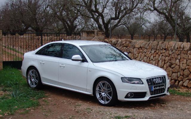 2009 S4 Audi