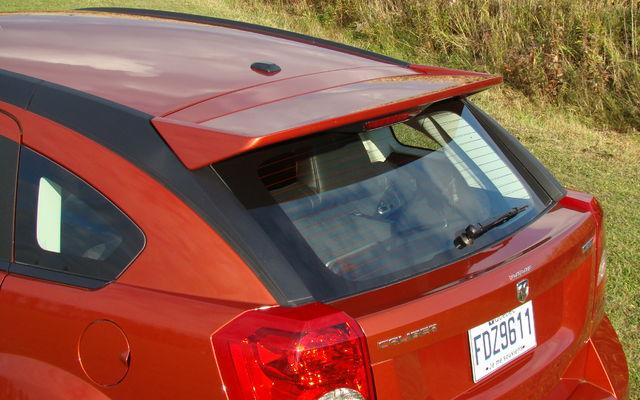 Dodge Caliber SRT4, 285 chevaux pour 23 374$