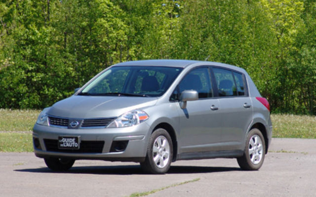 Nissan Versa: All positives�almost! November 28, 2008. By Jonathan Morin