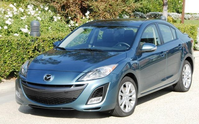 2010 Mazda3, better than ever!