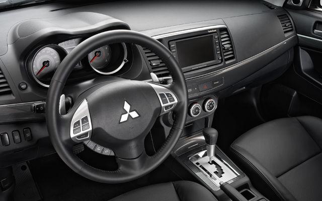 Mitsubishi Lancer 2011 Gt. MITSUBISHI LANCER EX GT 2011