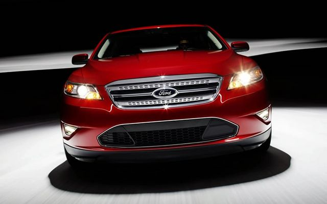 ford taurus sho 2009. Ford Taurus SHO, retour de l#39;