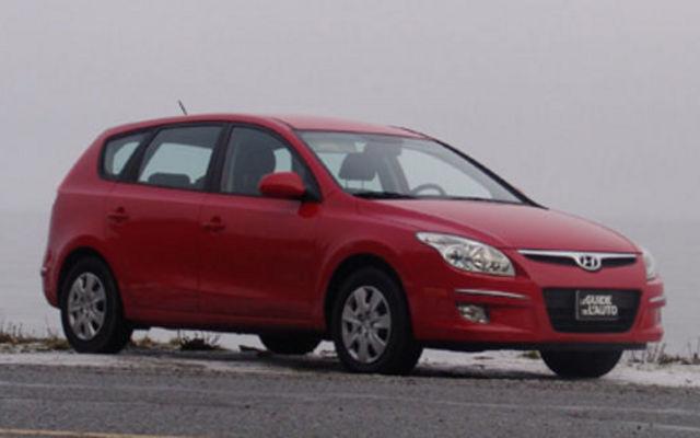 Hyundai Elantra Touring: Learning to love wagons again!