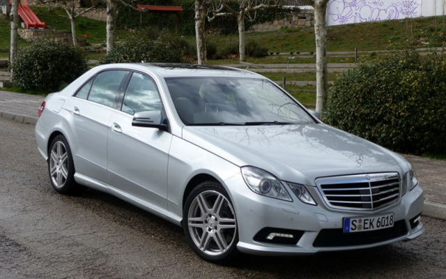 2010 Mercedes Benz E Class Fresh Make Up For The Star Review 2010 Mercedes Benz E Class