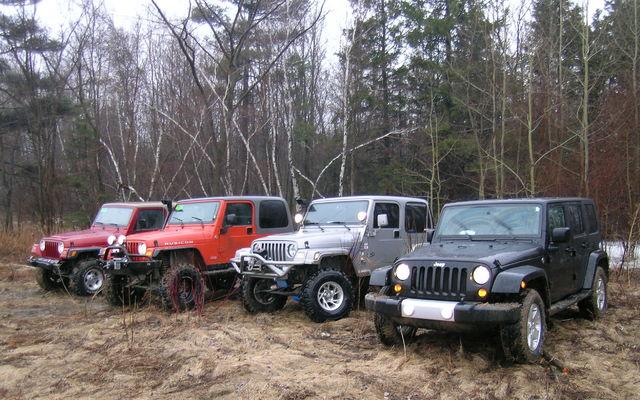 essais jeep wrangler unlimited 2009 seul un jeep est un jeep le guide de l 39 auto. Black Bedroom Furniture Sets. Home Design Ideas
