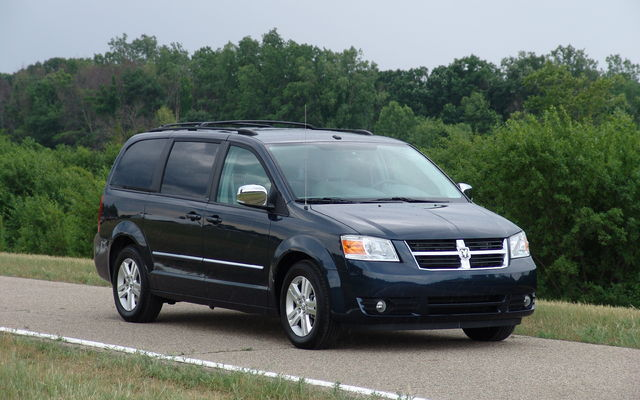 2009 dodge grand caravan always the same review the. Black Bedroom Furniture Sets. Home Design Ideas