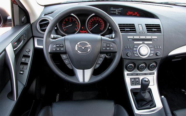 Mazda 3 2009 Sport. Mazda3 Sport GT