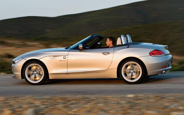 BMW Z4 2010 coup�-cabriolet. Audi A3 cabriolet · BMW 128/135i cabriolet