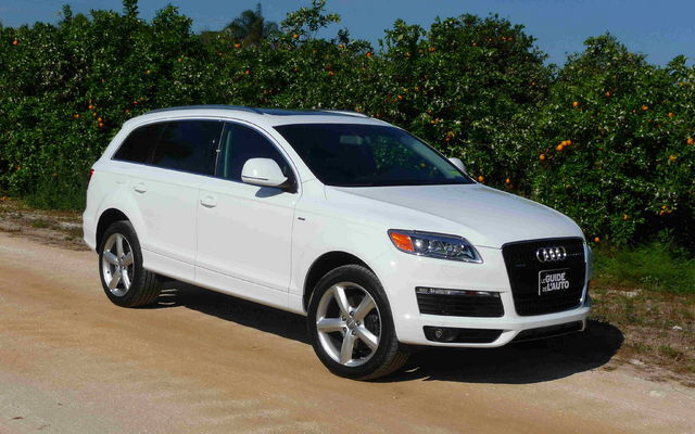 2010 audi q7 tdi the power of diesel review the car guide. Black Bedroom Furniture Sets. Home Design Ideas