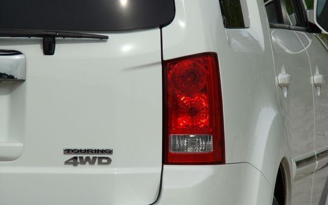 Honda Pilot 2008 Model. Honda Pilot 2009, au-delà des