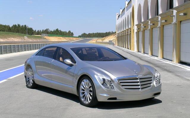 Mercedes benz f700 la voiture de demain devenue r alit for Mercedes benz f700 price