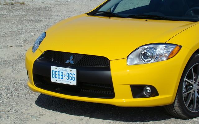 Mitsubishi Eclipse 2009 Gt. Mitsubishi Eclipse 2009, la GT
