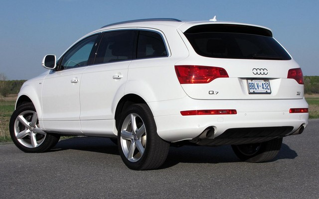 audi q7 2012 model. Audi Q7 3.0 TDI