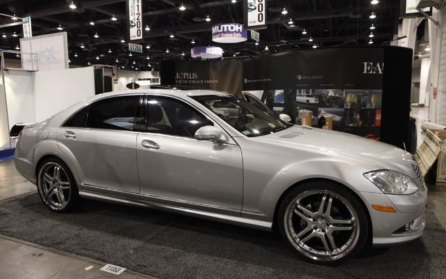 Mercedes-Benz C500