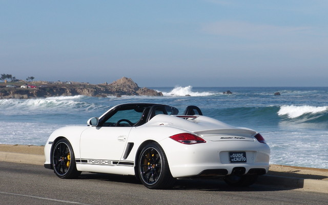 Porsche Boxster Spyder 2011. Photo Galleries. Make: Model: 2009 Triumph
