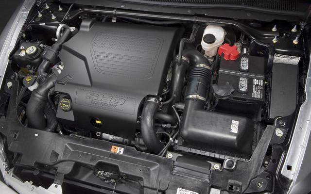Ford Taurus 2010 Sho. Ford Taurus SHO