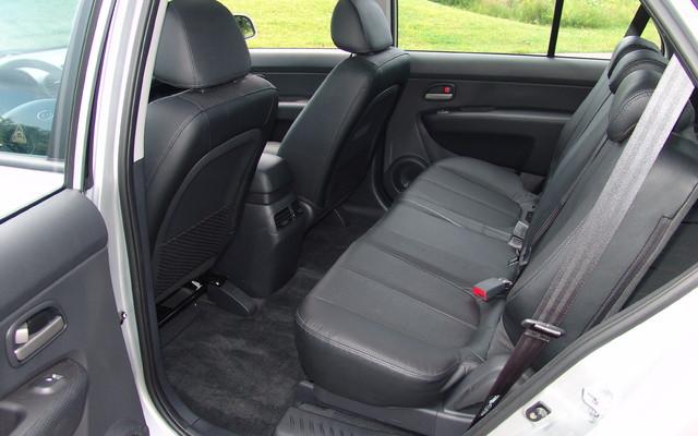 Kia Rondo Ex. Kia Rondo EX-V6 2009