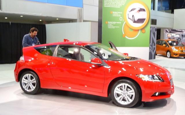 honda crz 2011. 2011 Honda CR-Z sport hybrid