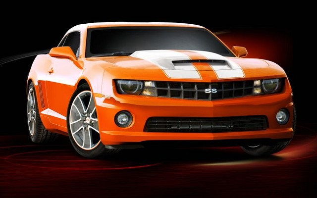 News Camaro Slp Zl Series Only 550 Horsepower The Car