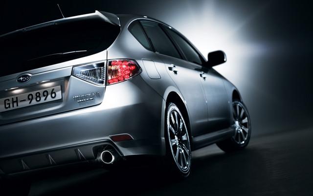 Subaru Impreza XV : The family compa…