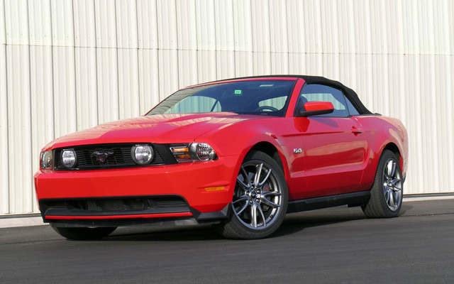Ford Mustang 2011 History