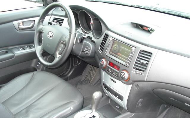 Kia Magentis 2010. Kia Magentis LX-V6 2010