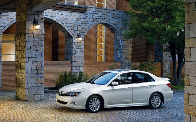 subaru impreza 2 5i 2011 nouvelles caract ristiques et. Black Bedroom Furniture Sets. Home Design Ideas