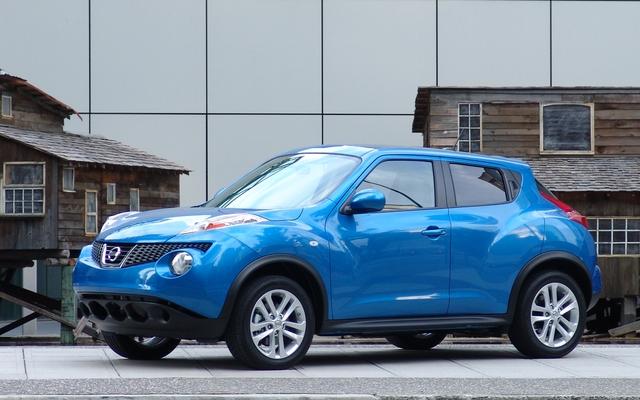 2011 nissan juke pictures. Nissan Juke 2011