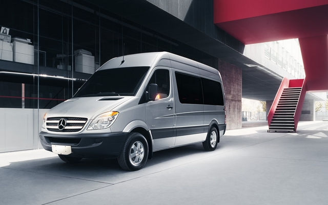 mercedes sprinter accessories canada