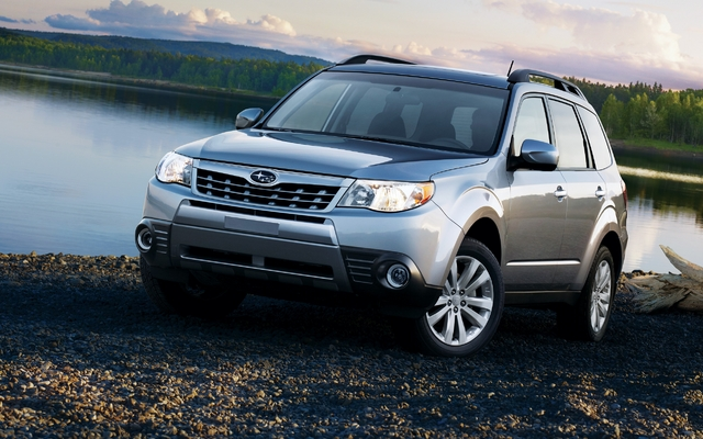 2010 Subaru Forester 2 5xt Limited 2010 Subaru Forester