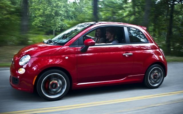 Chrysler fiat 500 canada #5