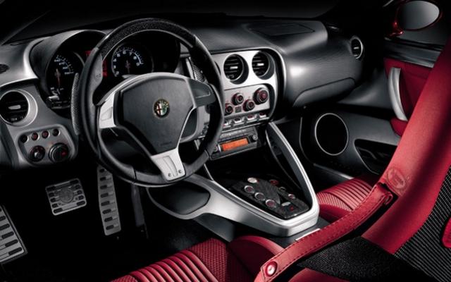 Alfa Romeo 8c Competizione Coupe. Alfa Romeo 8C Competizione: