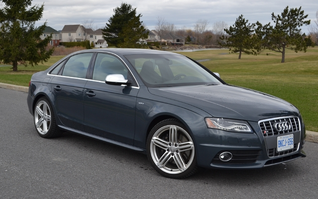 2011 audi s4 more docile but just as desirable review. Black Bedroom Furniture Sets. Home Design Ideas