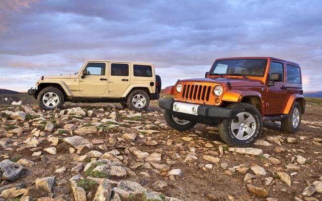 2012 Jeep® Wrangler