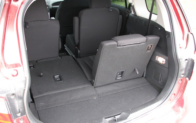 mazda 5 configuration 6 places galerie photo 12 12 le guide de l 39 auto. Black Bedroom Furniture Sets. Home Design Ideas