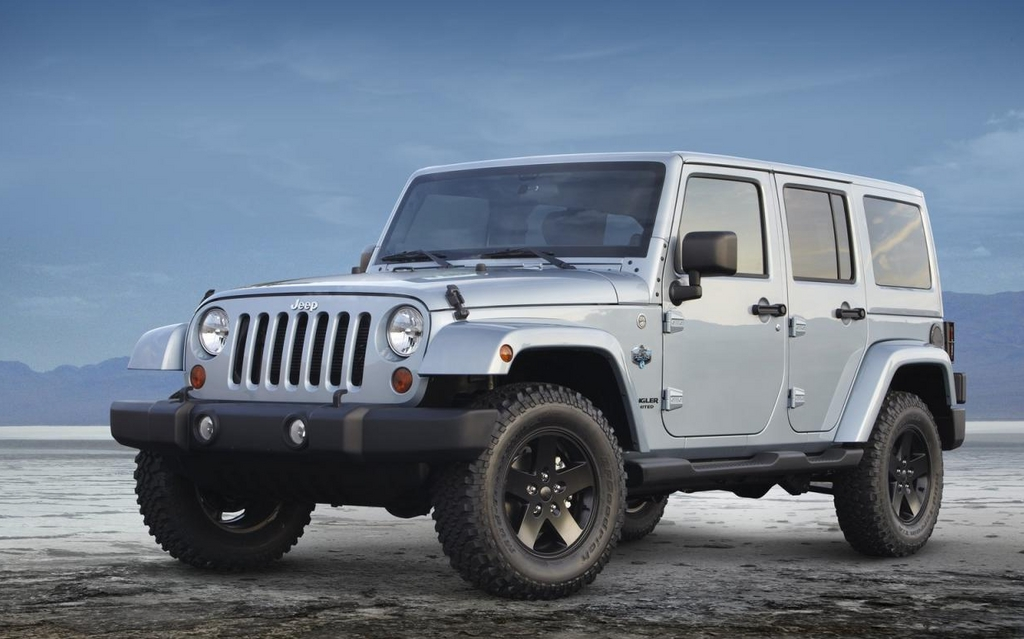 arctic edition jeep wrangler unlimited for sale autos post. Black Bedroom Furniture Sets. Home Design Ideas