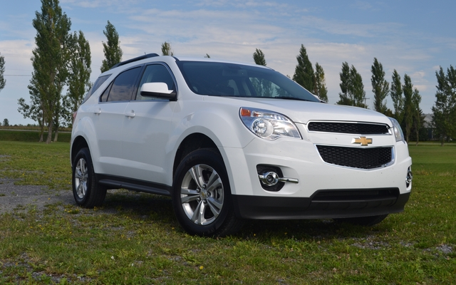 2011 chevrolet equinox worth a look review the car guide. Black Bedroom Furniture Sets. Home Design Ideas